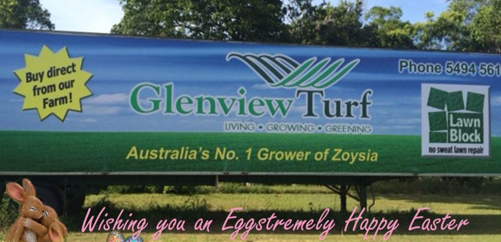 Happy Easter from Glenview Turf