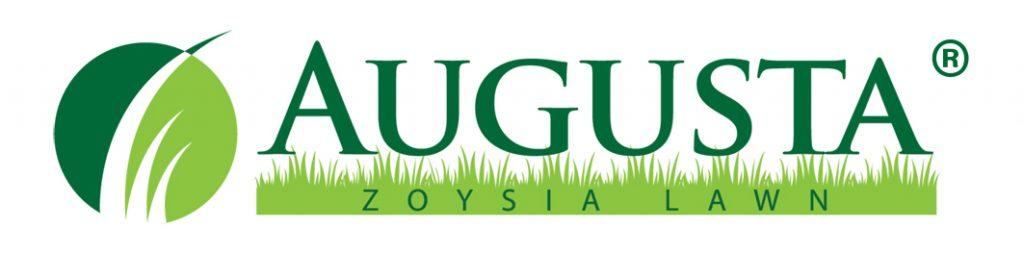 Augusta Zoysia Lawn Logo Colour Glenview Turf